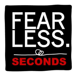 The fearless seconds logo