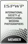 International Society of Professional Wedding Photographers badge