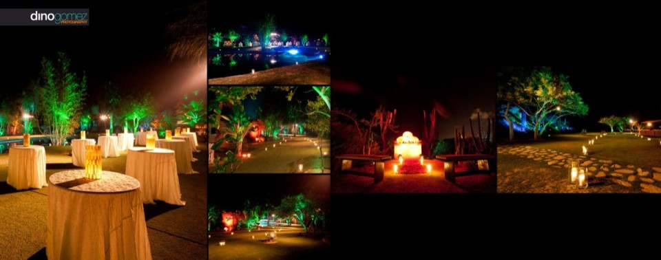 Table setting and lighting shots by pPhotographer in Playa del Carmen Dino Gomez