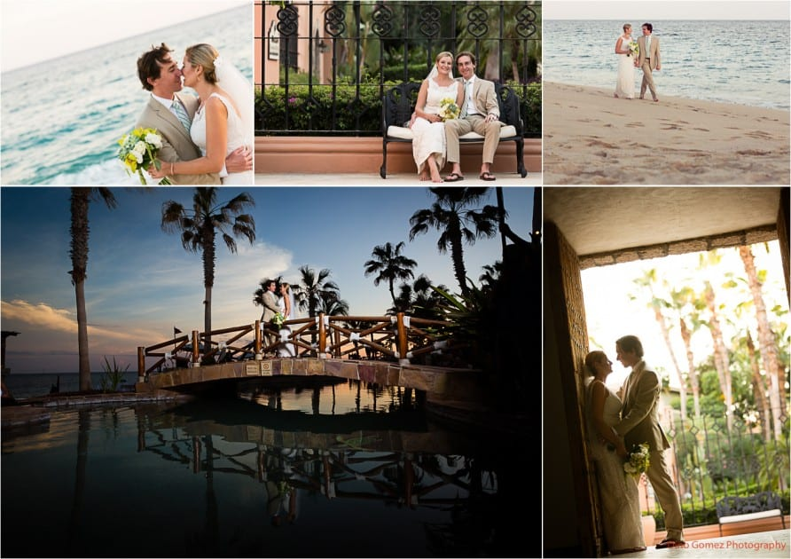 Incredible shots of the stunning wedding couple in Mexico by photographer in Cancun Dino Gomez
