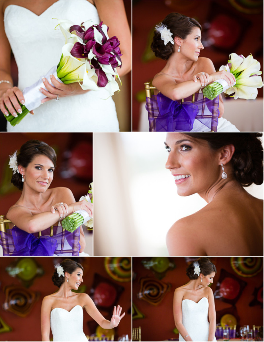 Destination bridal wedding board courtesy of destination wedding photographer Dino Gomez