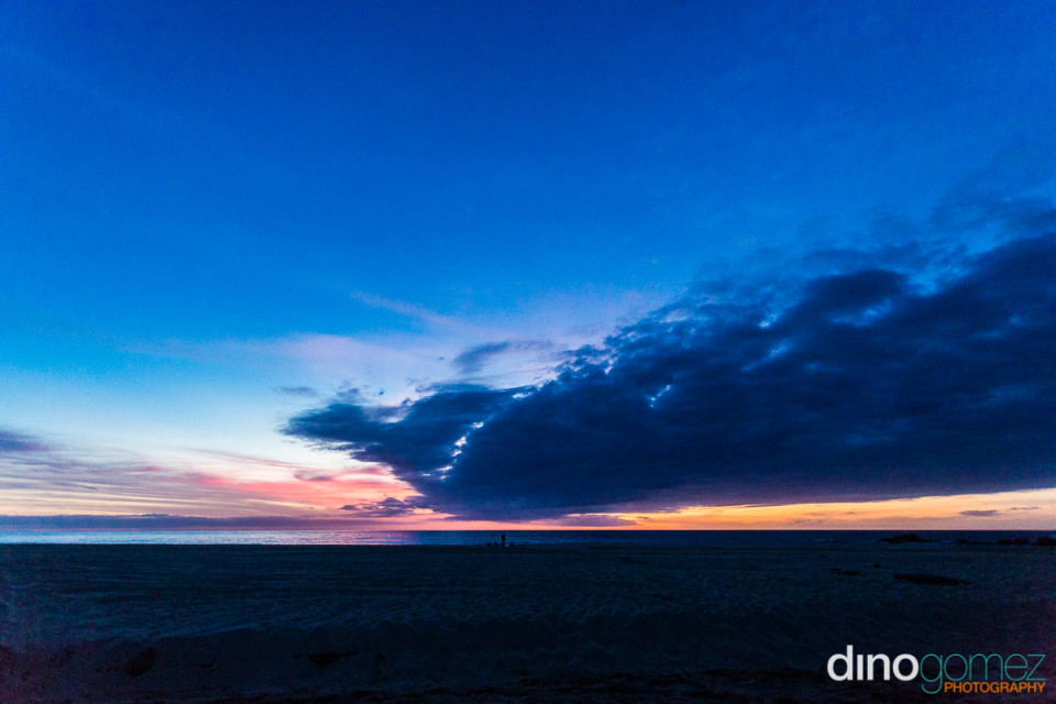 Great shot of the night's sky by photographer in Playa del Carmen Dino Gomez
