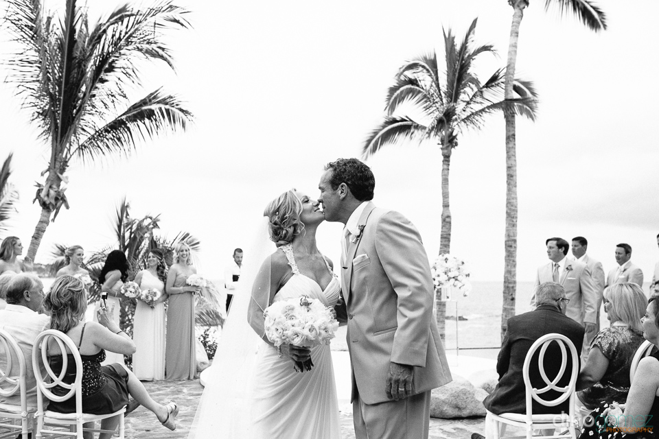 Beautiful French - American Destination Wedding Photos - Wedding