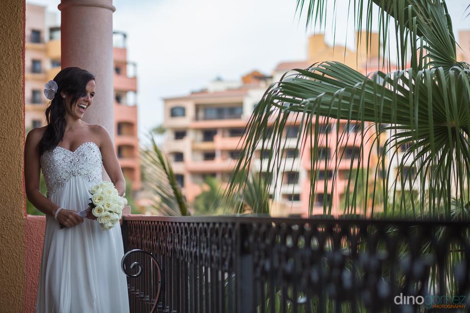 Beautiful small destination wedding Gran Solmar Playa Grande