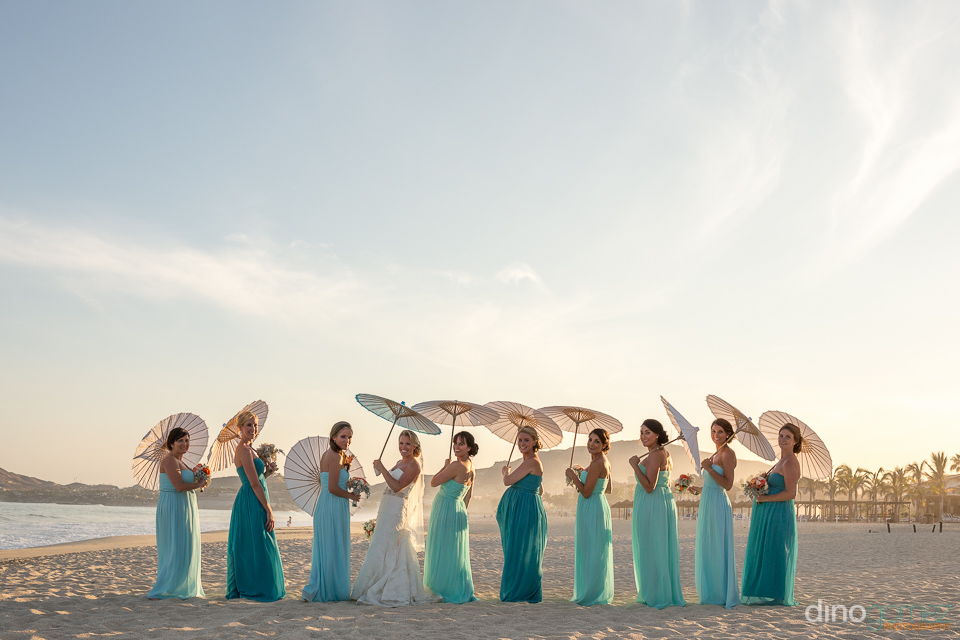 Jewish Wedding in Los Cabos at the Hyatt Ziva