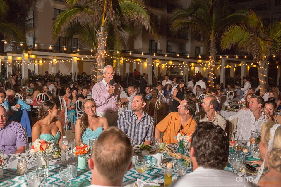 Jewish Wedding in Los Cabos at the Hyatt Ziva