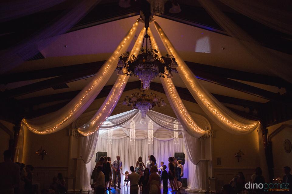 great photo of the Elysian ballroom portland