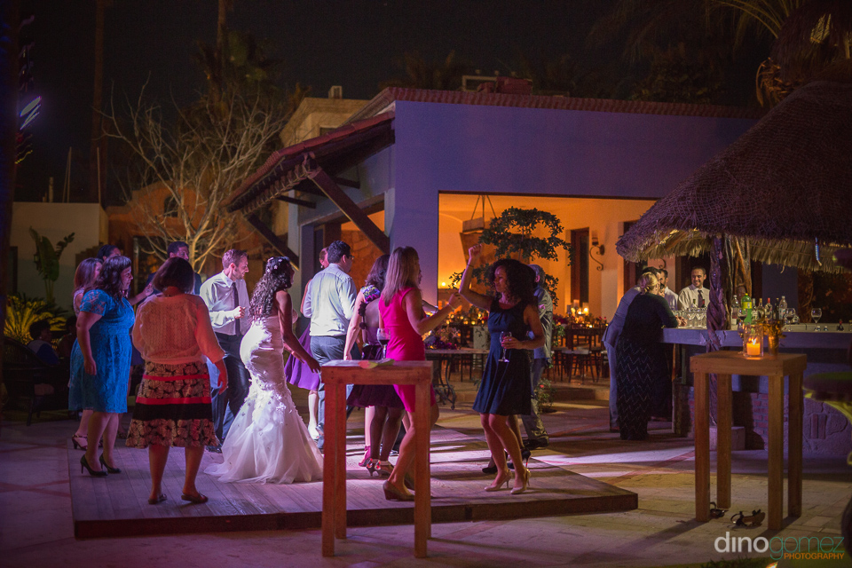 wedding reception party - Wedding Photographer in Mexico