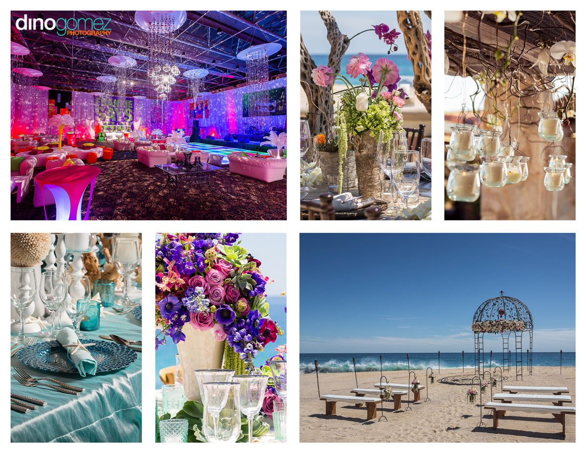 Decor Rentals and Design for Weddings in Los Cabos