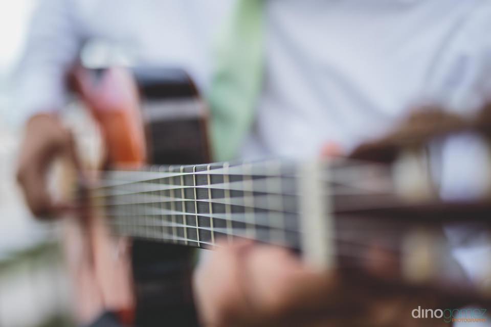 Karla Casillas cabo wedding music guitar