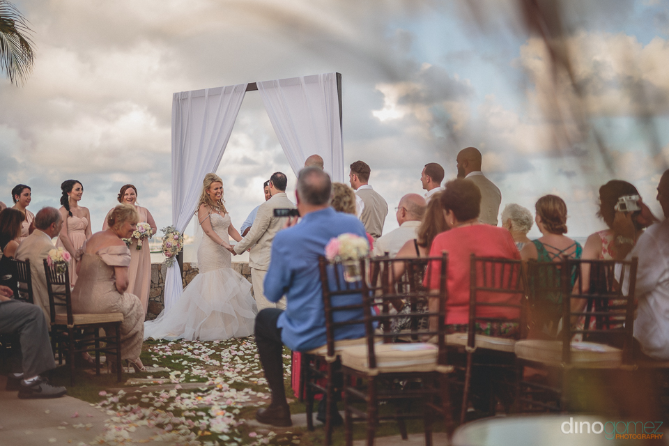 vivid occasions wedding ceremony