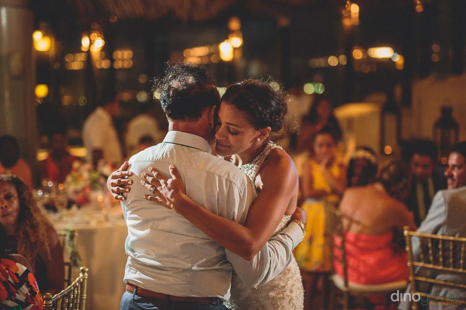 Villa del Arco wedding guests