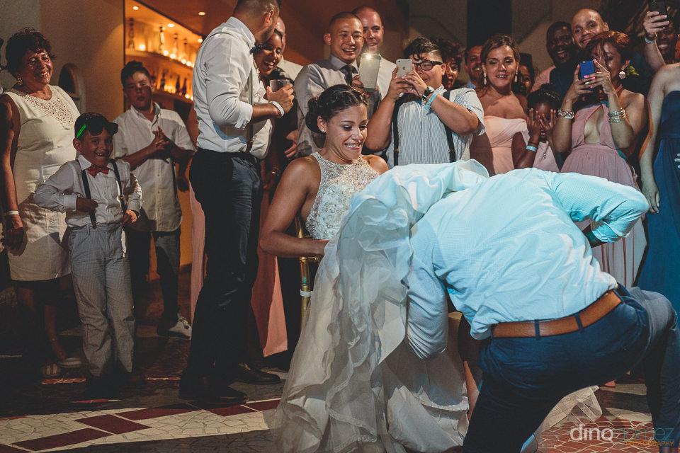 Villa la Estancia cabo hotel wedding guests