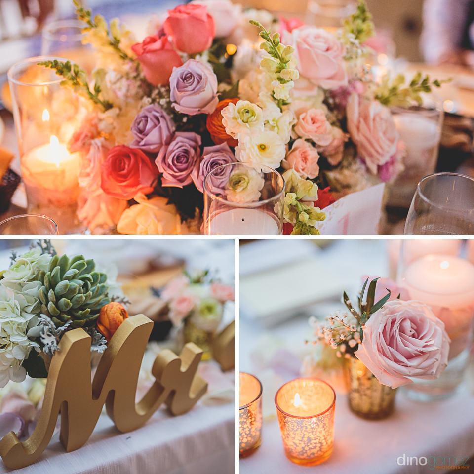 Cabo wedding florist flowers