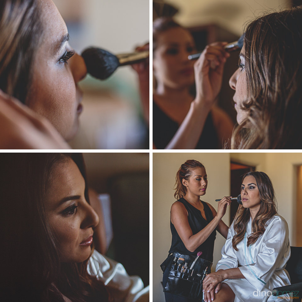 Wedding hair and makeup cabo