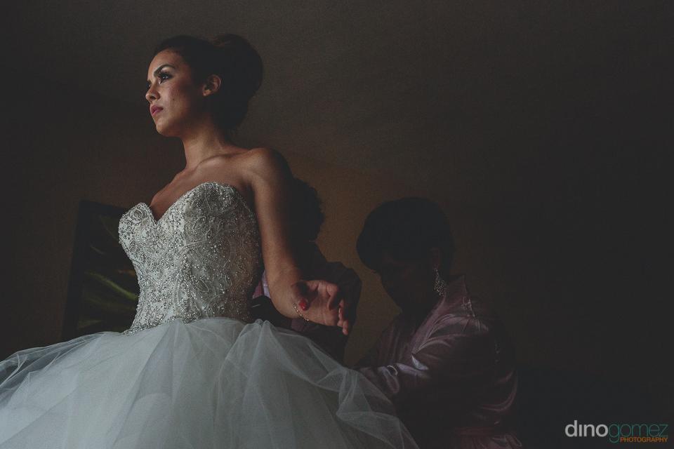 beautiful cabo wedding moment
