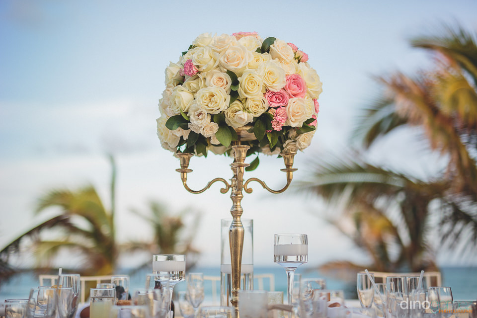 wedding centerpiece florenta flower design
