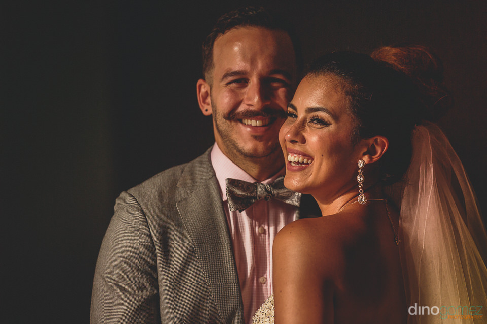 very good looking wedding couple photographed by dino gomez