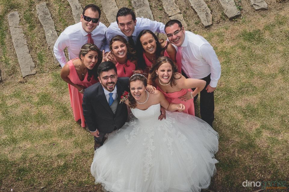 fun diy wedding in colombia
