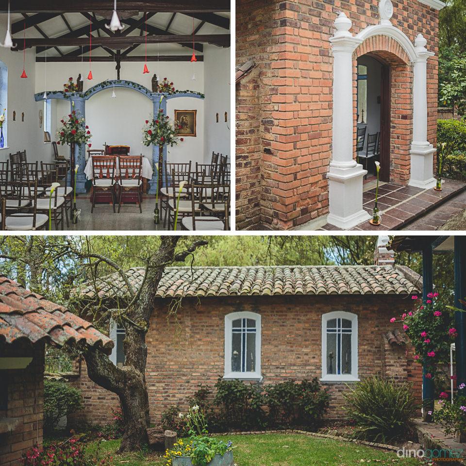 historic south american chapel