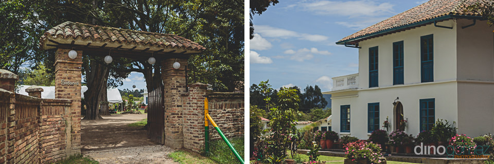 colombian mountain villa hacienda