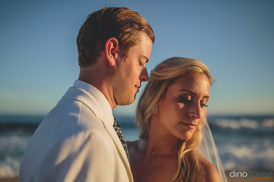 sunset wedding at cabo del sol los cabos