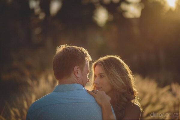 Epic Engagement Session in Cabo – Emily & David