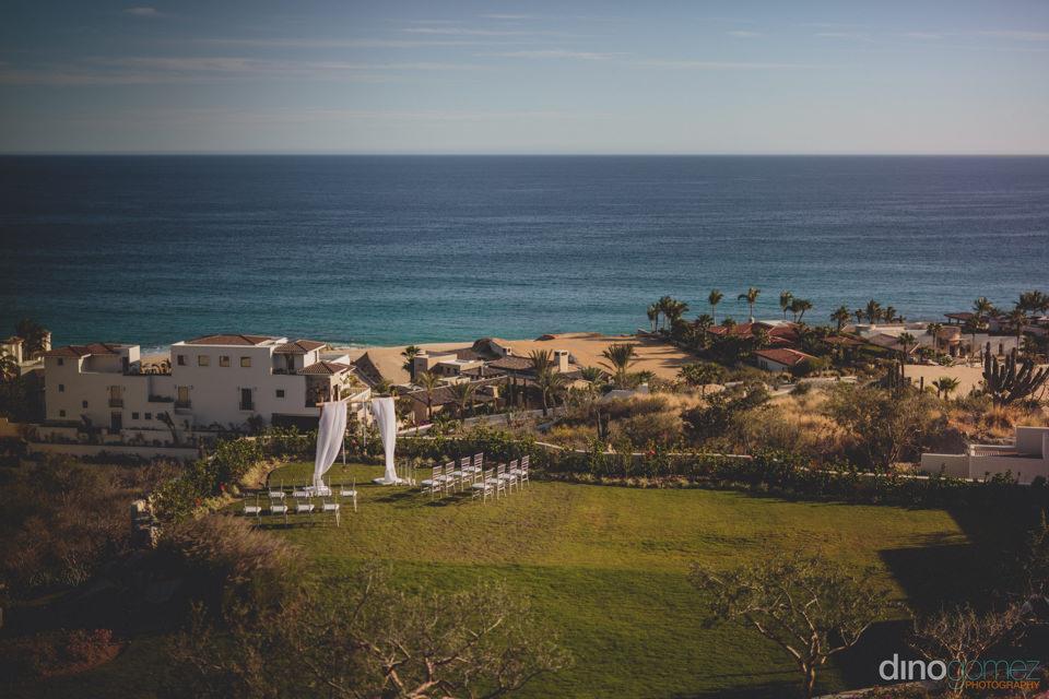 view from the top of villa paradiso peruto puerto los cabos phot