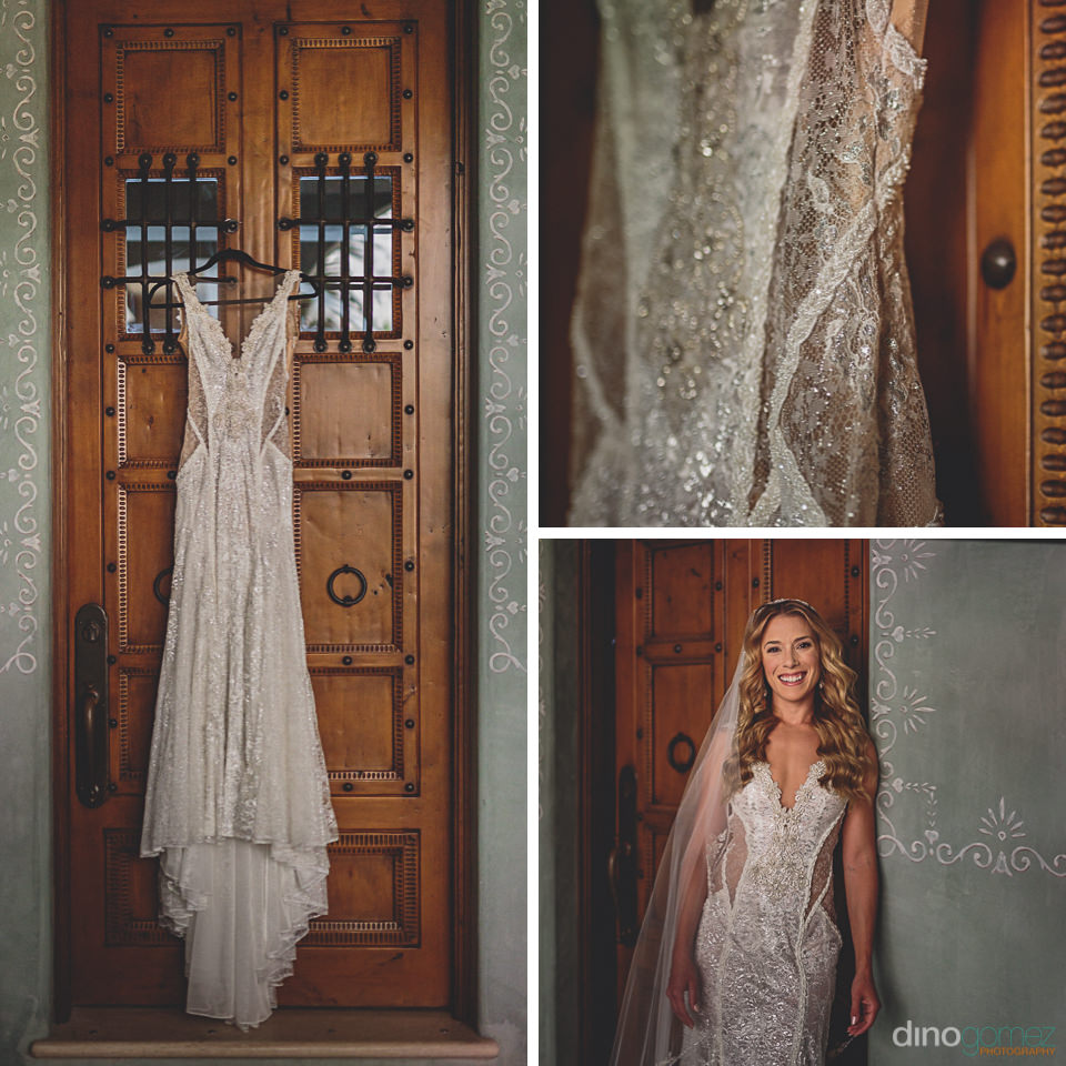 breathtaking sleeveless white wedding dress dino gomez photograp