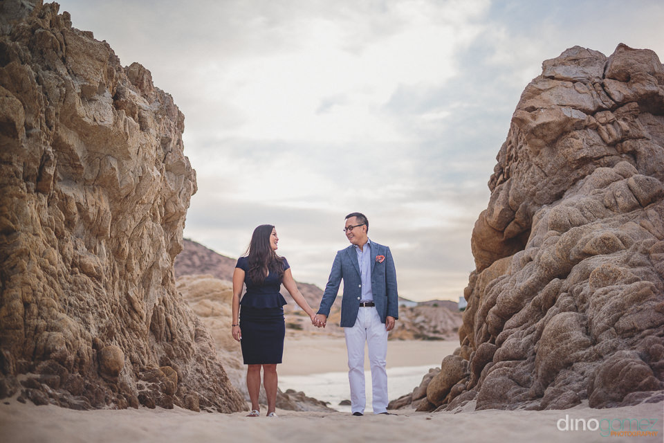 newlyweds loved destination wedding in los cabos with photos by