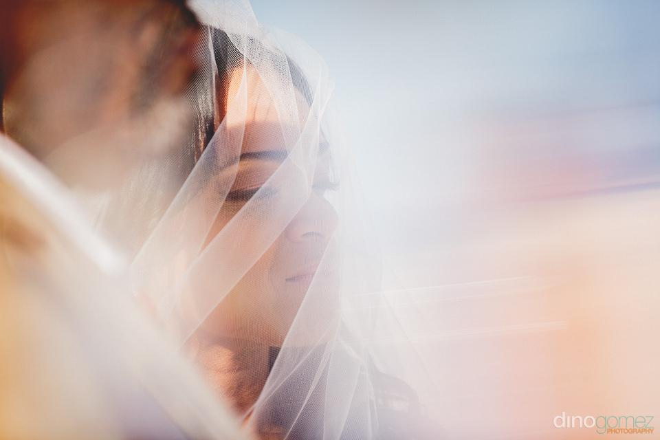 heavenly angelic newlyweds wedding photo by dino gomez