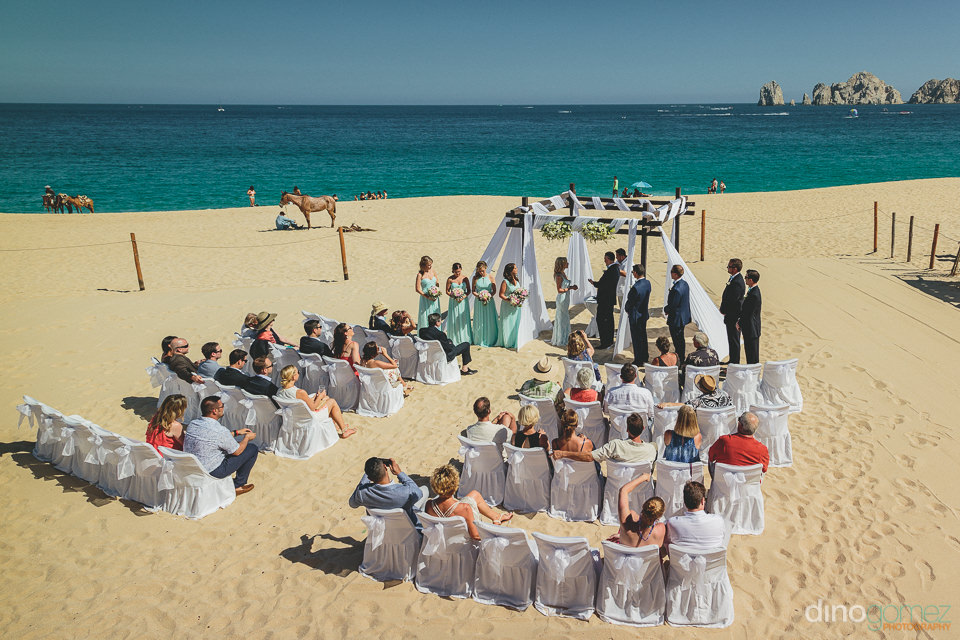 unforgettable destination beach wedding in los cabos mexico with