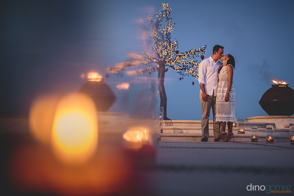 sunset wedding at las ventanas al paraiso in cabo san lucas