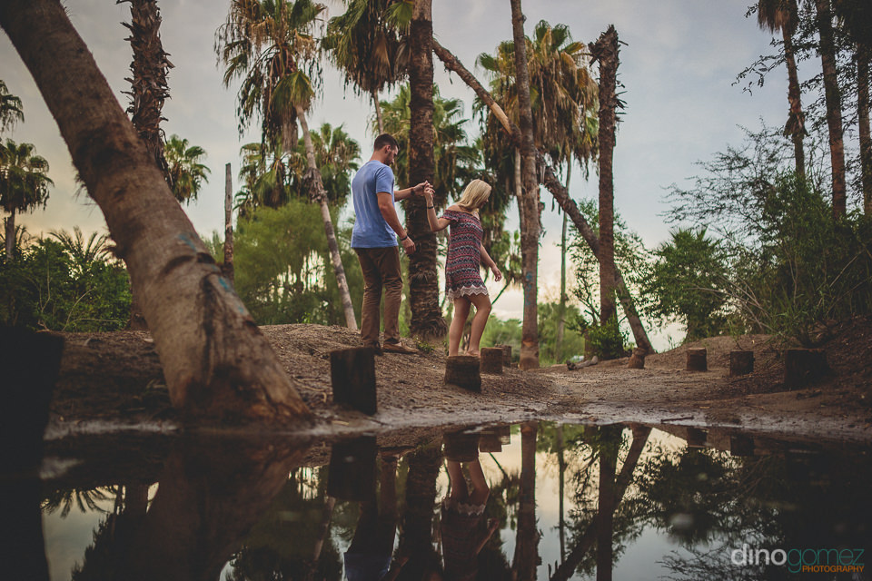 tropical honeymoon photo session with cabo photographer dino gom