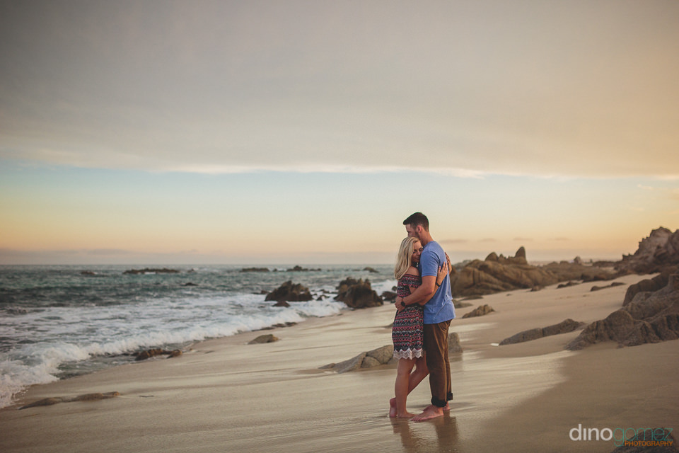 famous romantic beach photographer dino gomez secluded sunset be