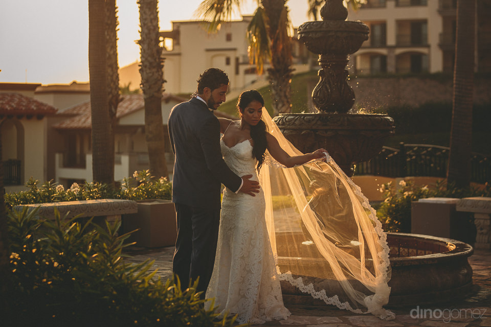 elegant romantic destination wedding at pueblo bonito sunset bea