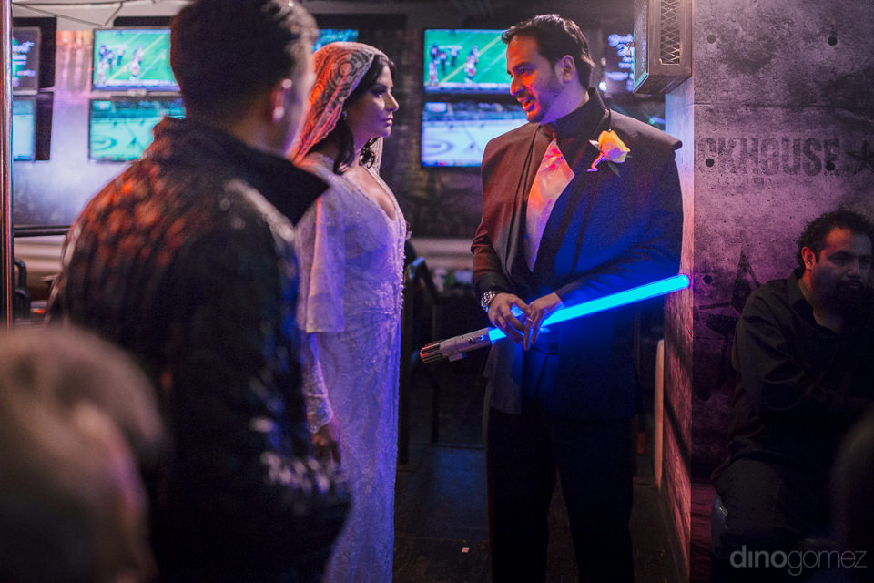 wedding photographer in las vegas dino gomez photograph of newly