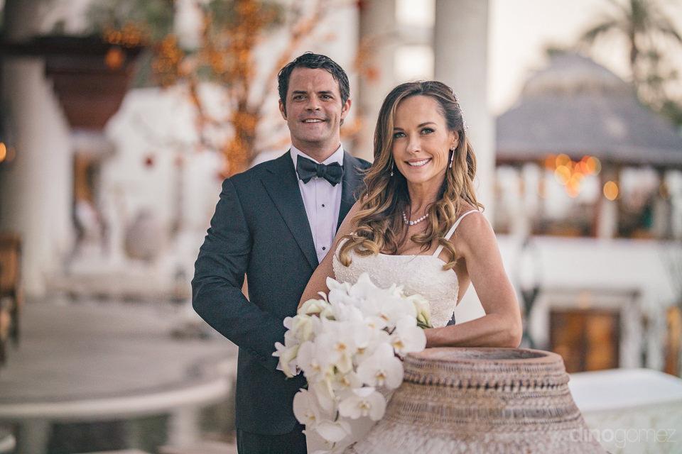 cabo san lucas mexico destination wedding at las ventanas