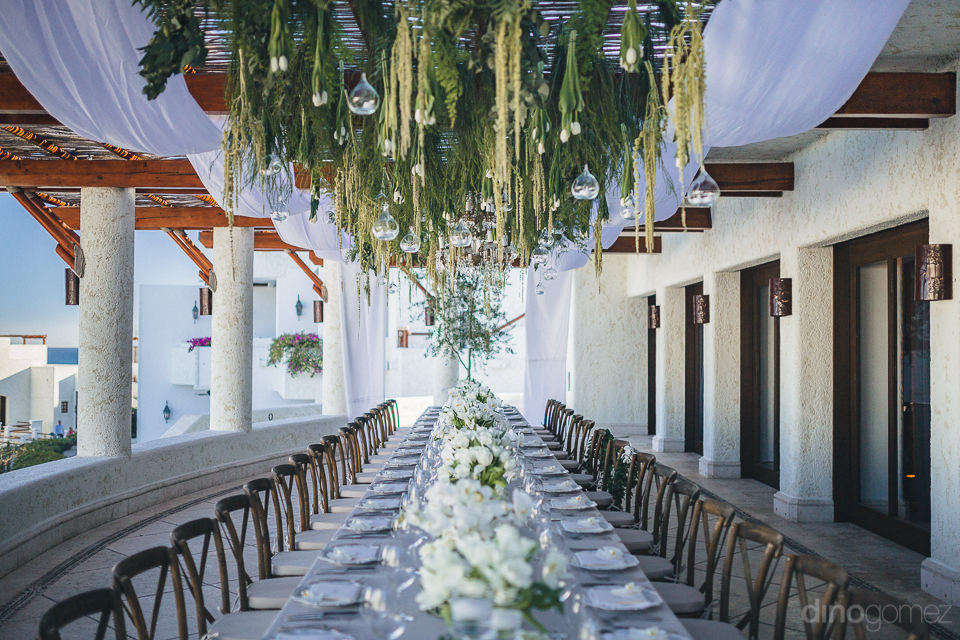 high-end wedding at resort in cabo mexico with photos by dino go