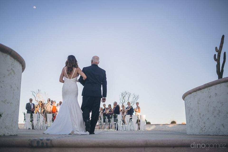 luxury destination wedding ceremony planned by signature wedding