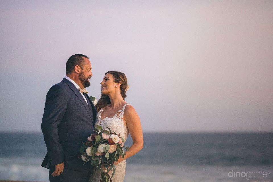 cabo pueblo bonito sunset wedding - Deirdre & Rob