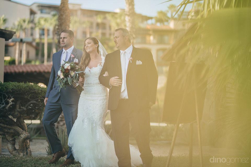 cabo san lucas wedding attire - Deirdre & Rob
