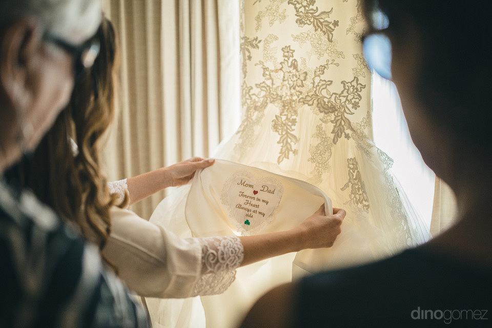 emotional wedding vows - Deirdre & Rob