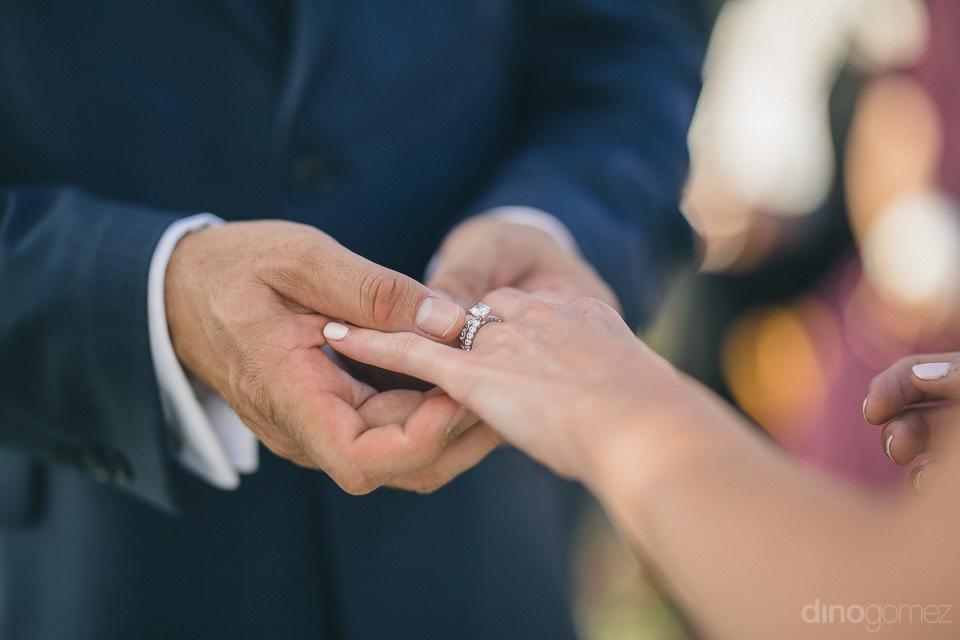 hyatt ziva wedding prices - Deirdre & Rob