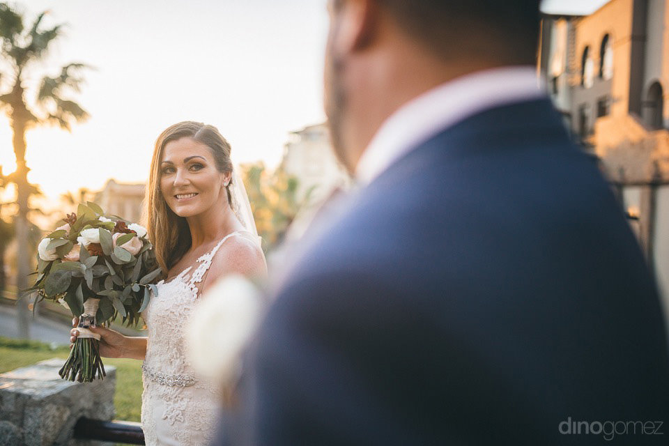 mona lisa wedding - Deirdre & Rob