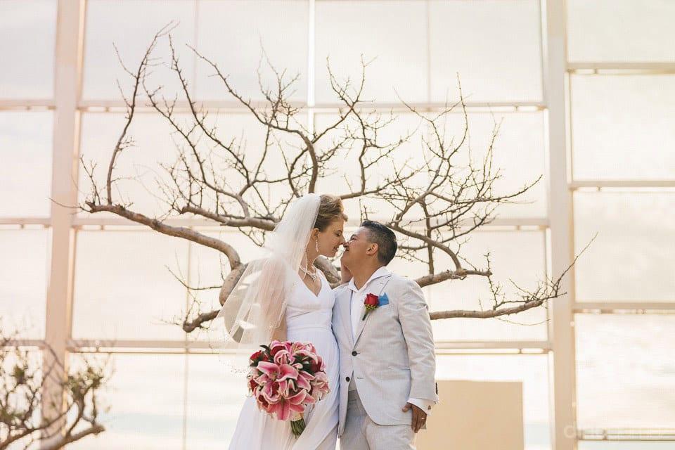 Post wedding shoot of Lindsay & Clark