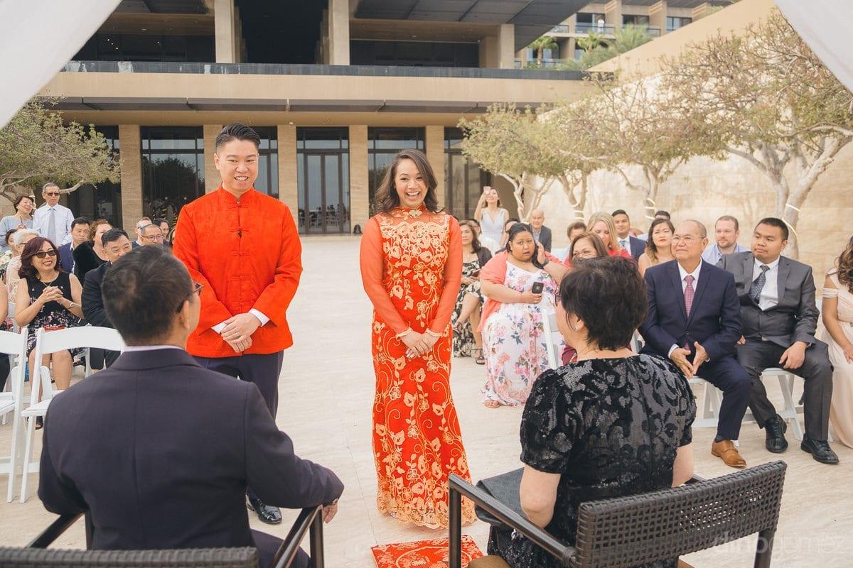 La ceremonia del Te Tradicional Cina en Colombia FF
