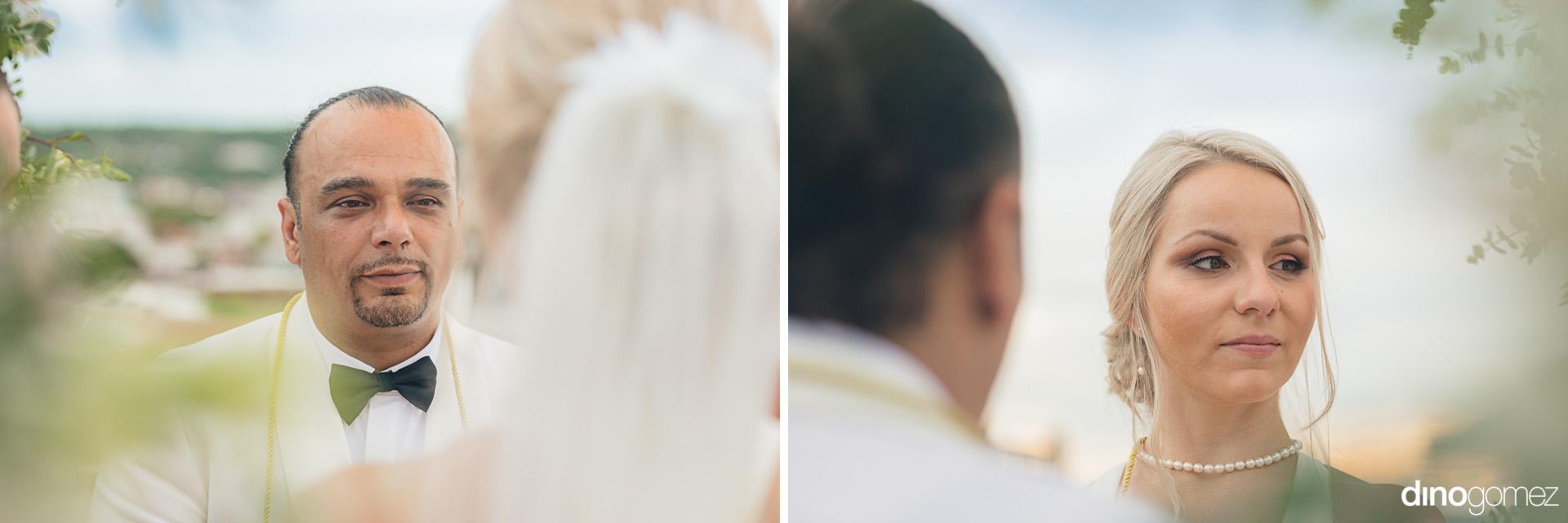 Emotive Wedding Ceremony At The Conrad Cartagena - St