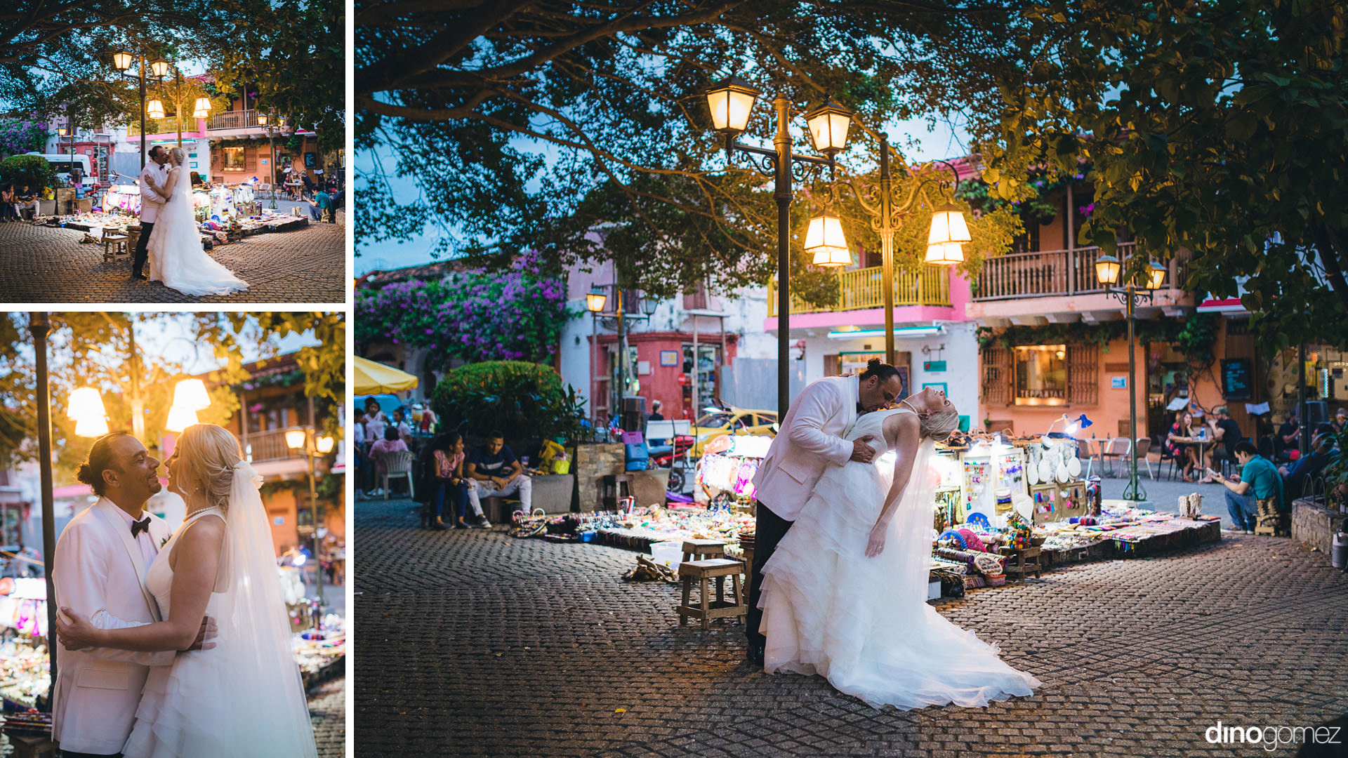 Professional Wedding Photographer In Casa La Cartujita Cartagena - St