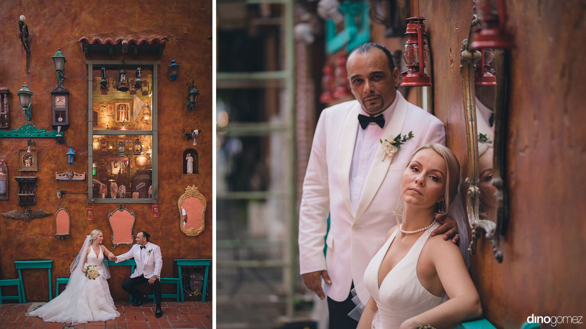 Stunning Wedding Photos In Cartagena Colombia - St